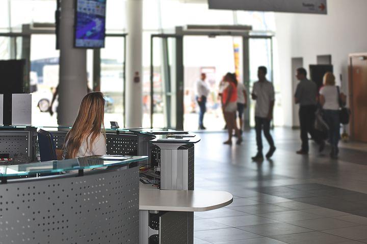 Part 5 - Reception should reflect good customer service