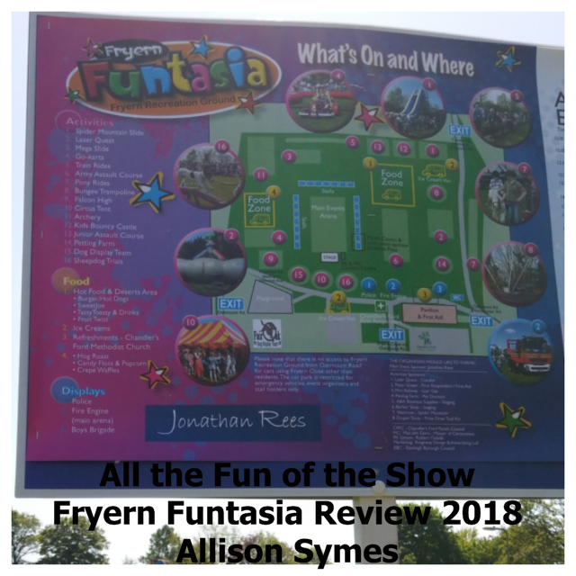 Feature Image - Fryern Funtasia 2018