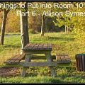 Feature Image - Part 6 - Nice picnic area but is the bin too small for purpose