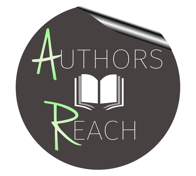 Authors Reach logo. Image kindly supplied by Richard Hardie.