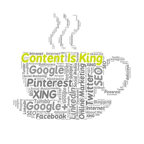 Content is indeed king