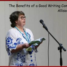 Feature Image - The Benefits of a Good Writing Conference