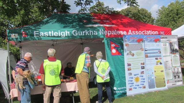 Eastleigh Gurkha Nepalese Association