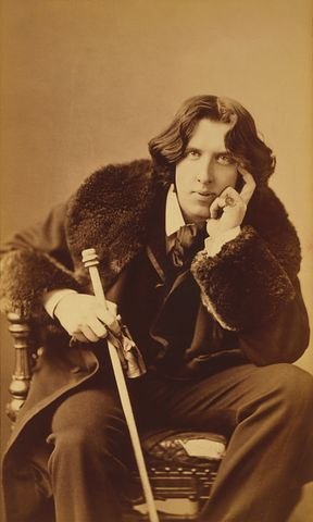 Oscar Wilde is justly renowned for his wit - Pixabay image