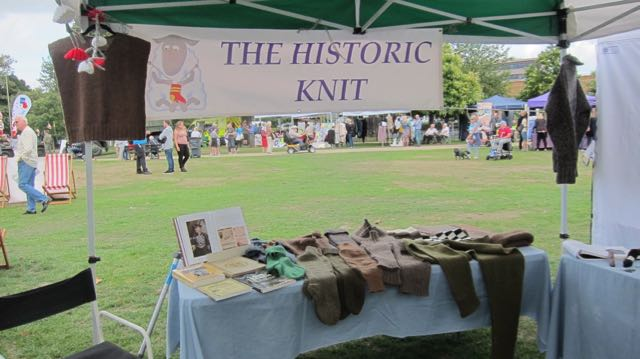 The Historic Knit - by Joyce Meader