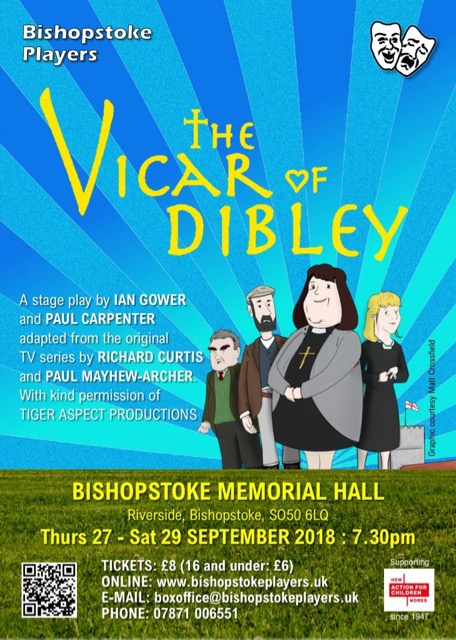Vicar of Dibley by Bishopstoke Players