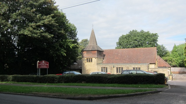 Catholic Church of St Edward the Confessor Church in Chandler's Ford