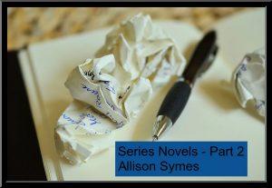 Feature Image - Series Novels Part 2 - Pixabay image