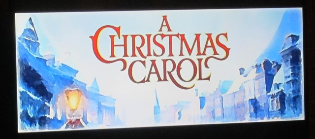 A Christmas Carol - adapted by James Reynard, performed by Chandler's Ford MDG Players.