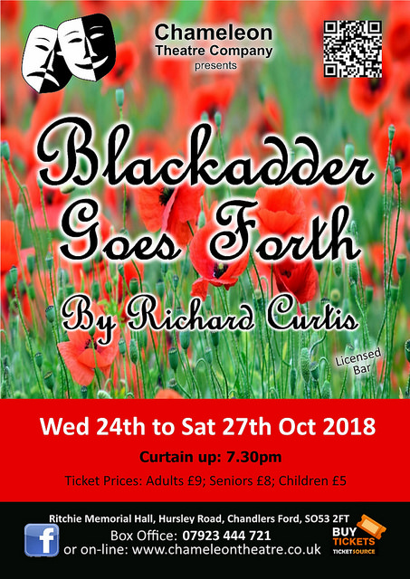 Blackadder Goes Forth programme