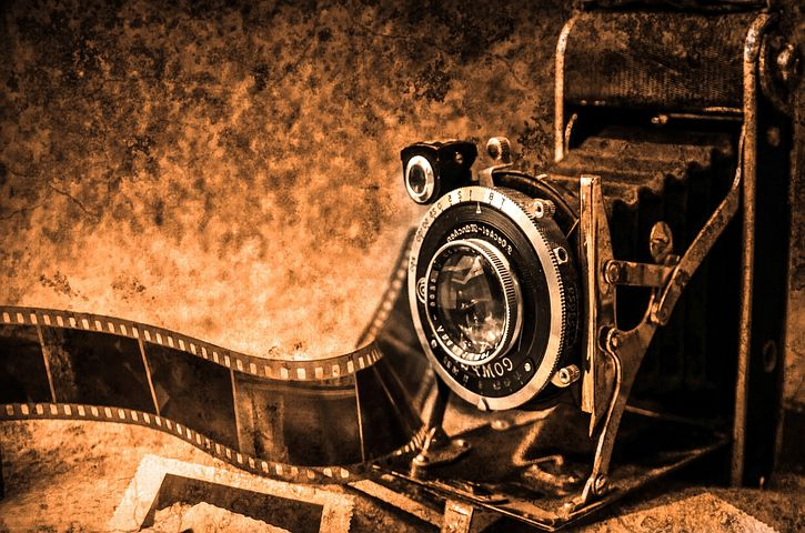 Old school photography - Pixabay