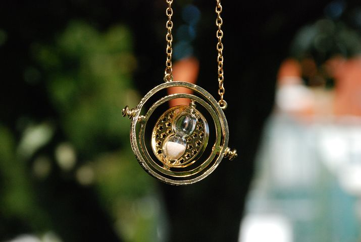 The Time Turner - Pixabay image