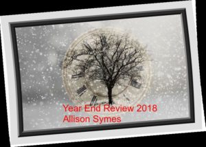 Feature Image - Year End Review 2018 - Pixabay
