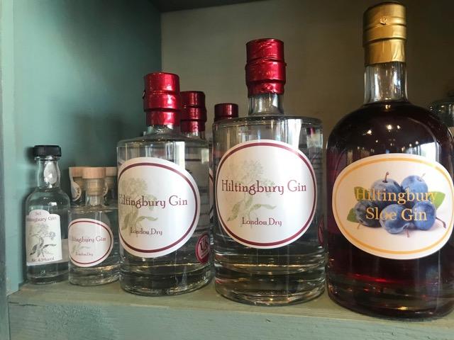 Hiltingbury gin
