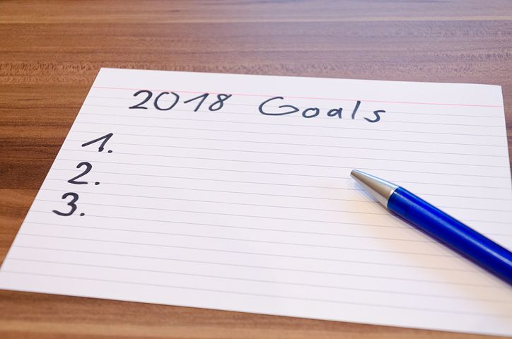I reviewed my goals for 2018 and will set some for 2019 - Pixabay