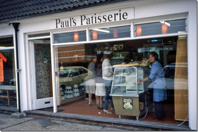 Paul's Patisserie - what's your memories of this bakery?