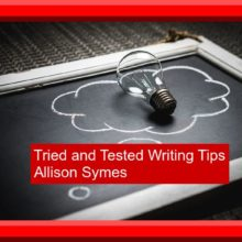 Feature Image - Tried and Tested Writing Tips - Pixabay