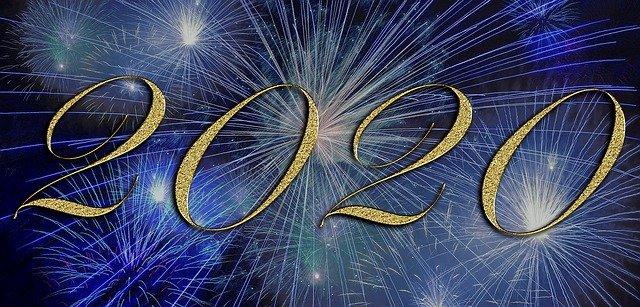 Happy New Year - Pixabay