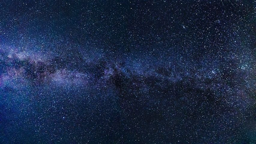 Milky Way - Does a walk in space take your fancy? Pixabay