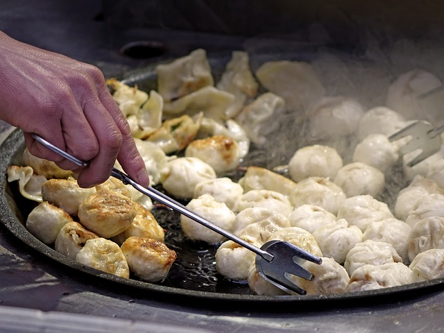 dumplings Cegoh image via Pixabay