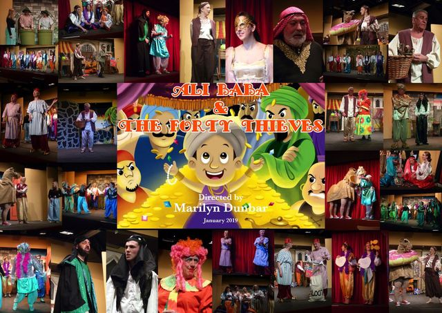 Ali Baba and the Forty Thieves Director's Montage-1