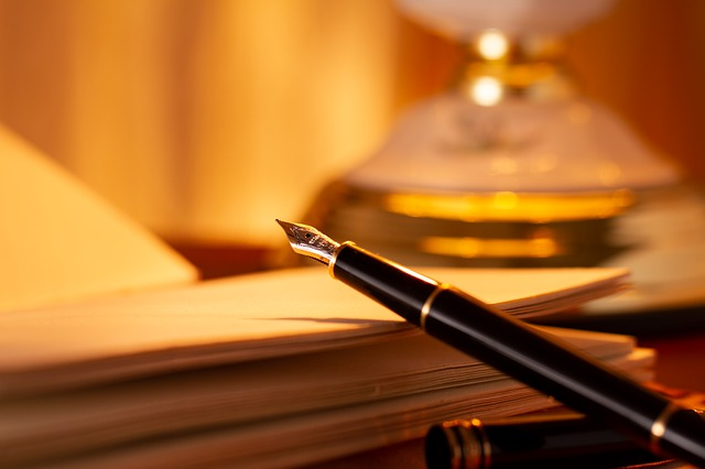 Writing diary