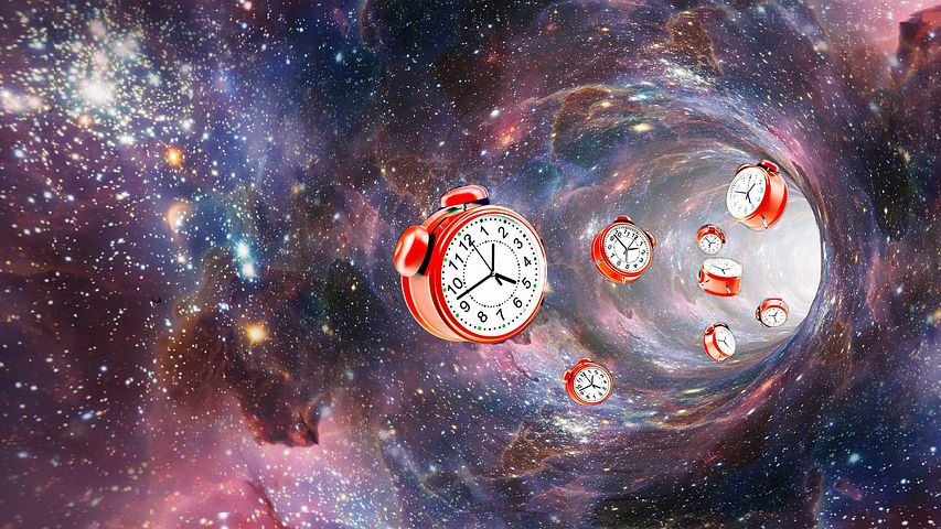 "I suspect some of us might wish the ""fiddling with the clocks"" twice a year might be sent down the proverbial black hole for good! Pixabay"