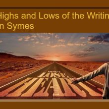 Feature Image - Highs and Lows of the Writing Life
