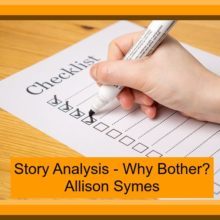 Feature Image - Story Analysis Why Bother