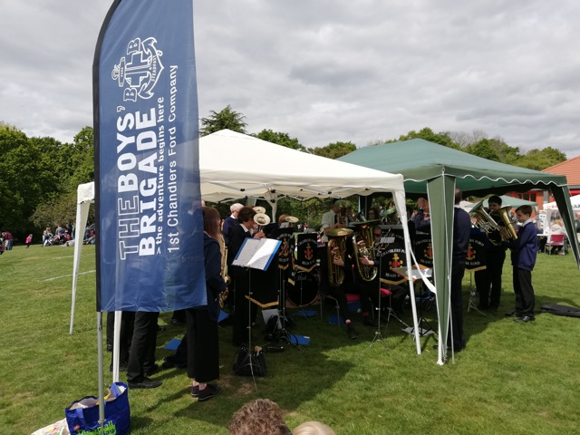 Chandler's Ford Boys' Brigade Band