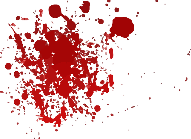 blood as ink pixabay image