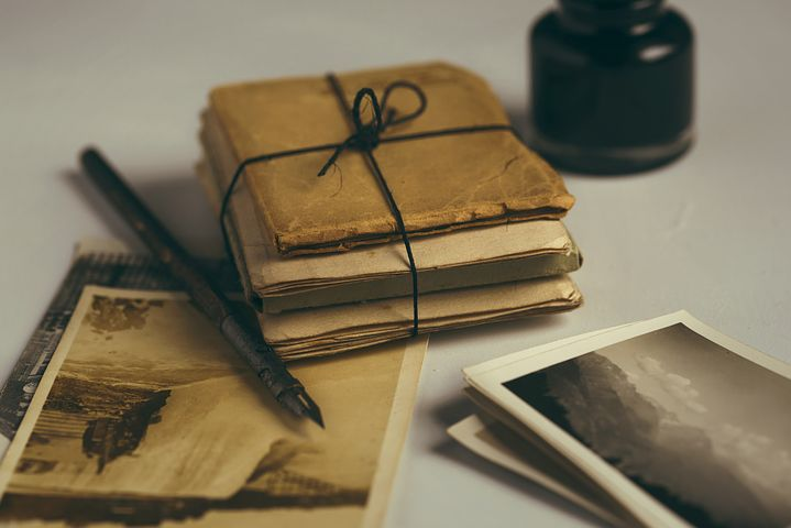 Old documents reveal so much about our history including the writer's bias - Pixabay