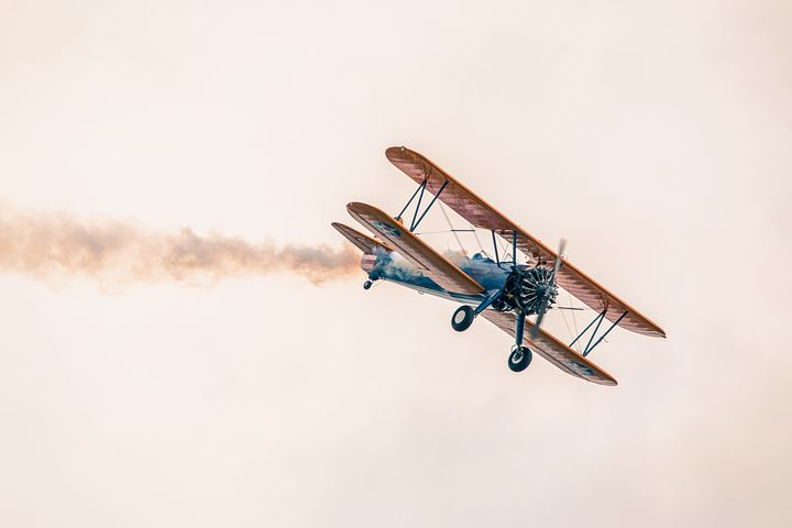 The invention of the plane changed so much - Pixabay