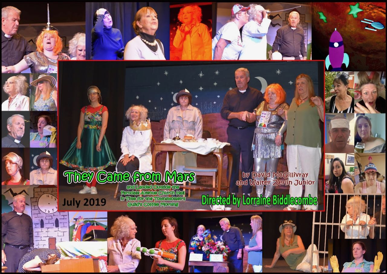 2019 Summer production by the Chameleons from Chandler's Ford