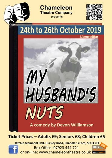 My Husband's Nuts by the Chameleons
