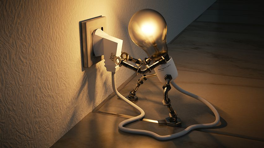 Charging up your ideas for titles and stories - Pixabay