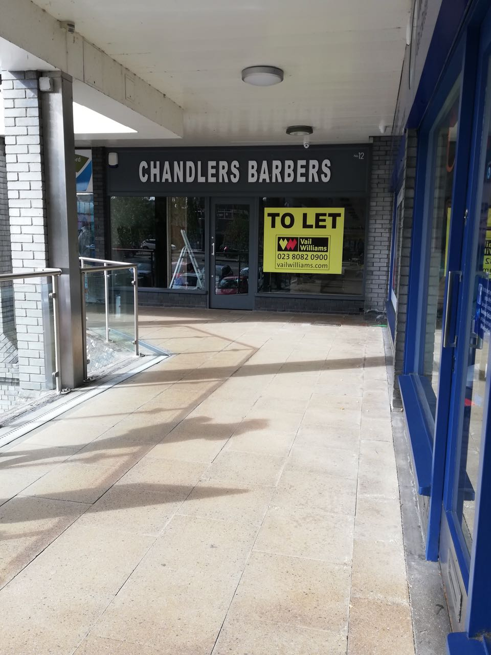 Chandler's Barbers - where is this? What was the business before this?