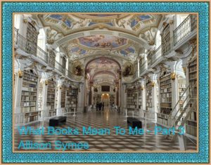 Feature Image - What Books Mean to Me - Part 3