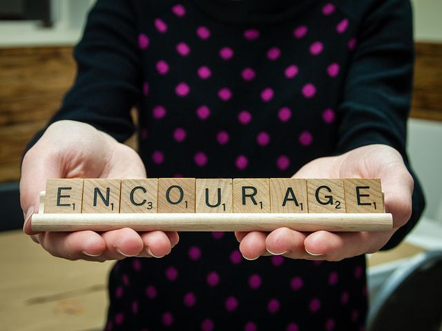 Love the sentiment but if someone tries getting this out in Scrabble they're cheating - Pixabay
