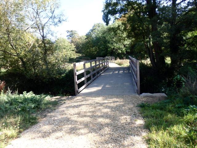 Cycle Path Bridge 1
