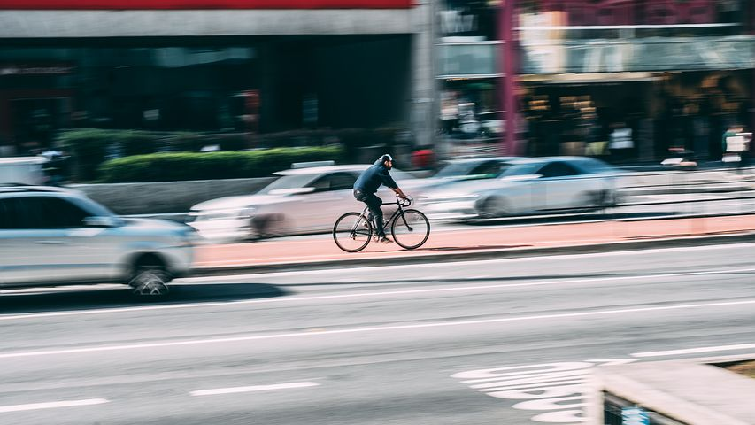 When cyclists and drivers treat each other with respect and consideration there will be fewer accidents - Pixabay