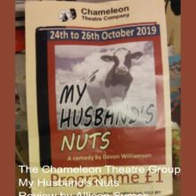 Feature Image - Chameleons - My Husband's Nuts - Review