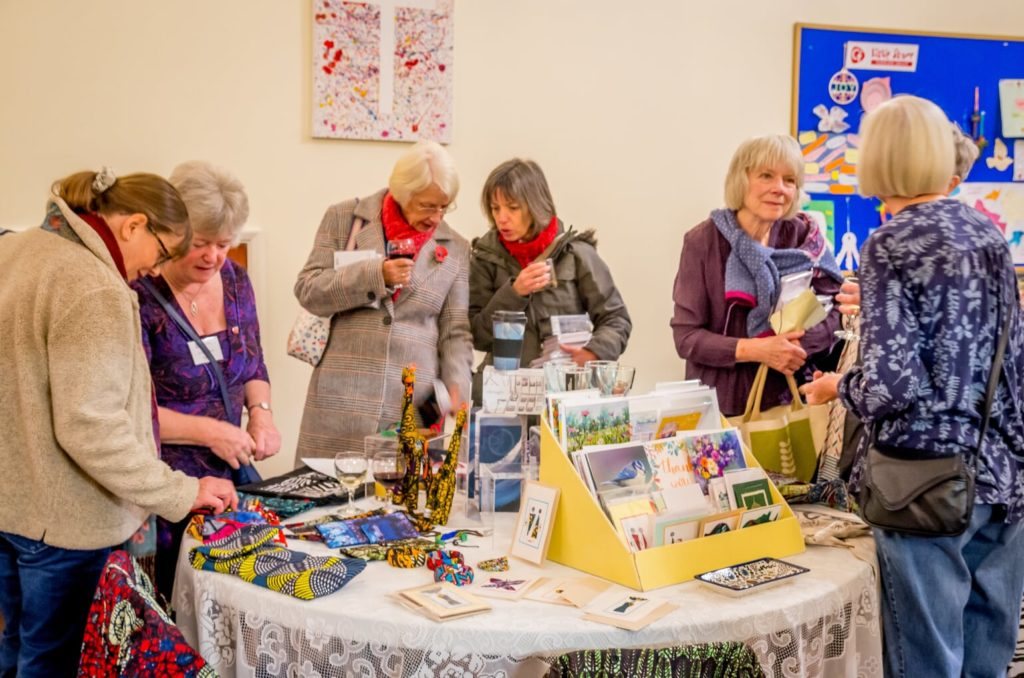A lovely fairtrade shopping experience in Hiltingbury. Image by Debbie Pearce Photography