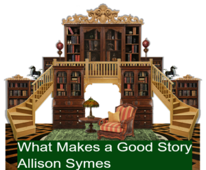 Feature Image - What Makes a Good Story
