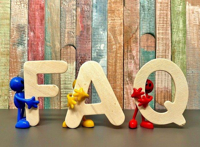 faq- Alexas_Fotos via Pixabay