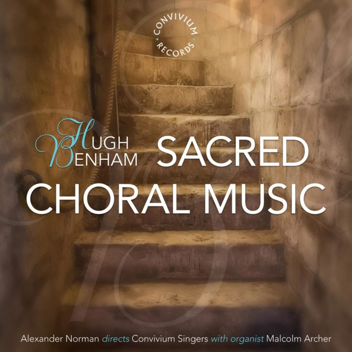 Sacred choral music by Dr Hugh Benham