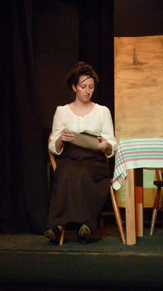 Kayleigh in Oh, What A Lover's War