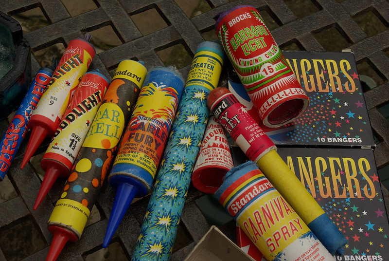 Old School British Fireworks image by Epic Fireworks, via Flickr. Attribution 2.0 Generic (CC BY 2.0)
