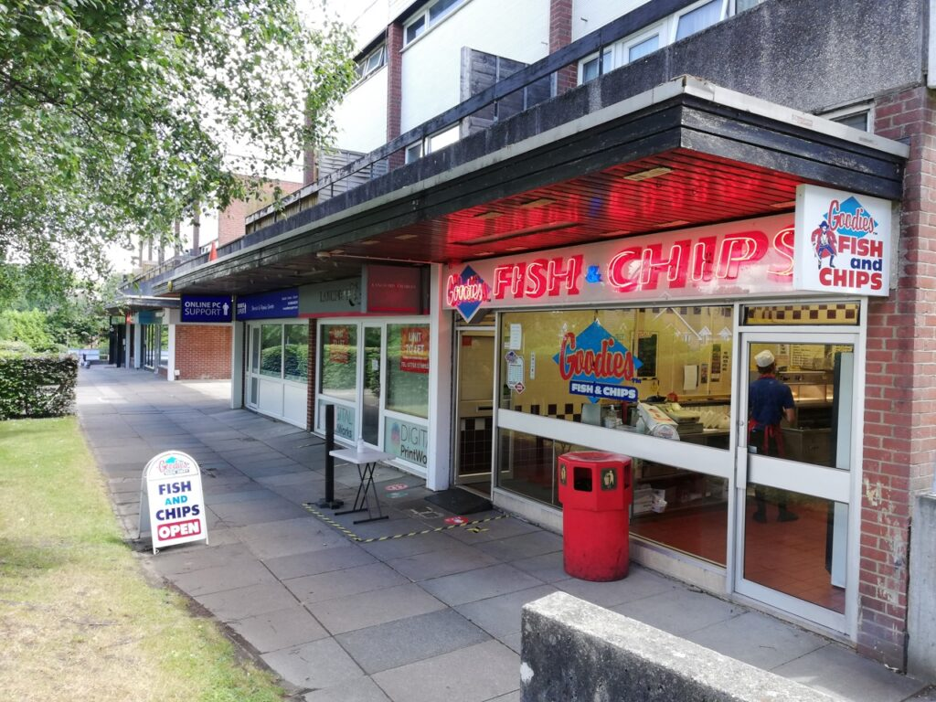 Fish & Chips are open