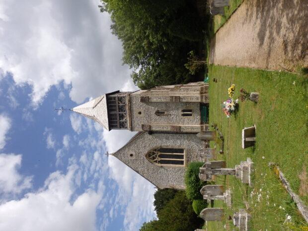 Ovington Church